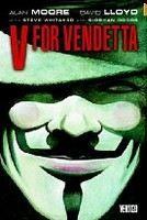 Moore Lloyd: V for Vendetta cena od 354 Kč