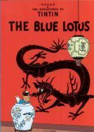 Herge: Blue Lotus (Adventures of Tintin #5) cena od 224 Kč