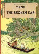 Herge: Broken Ear (Adventures of Tintin #6) cena od 224 Kč