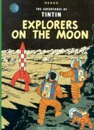 Herge: Explorers on the Moon (Adventures of Tintin #17) cena od 0 Kč
