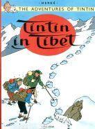 Herge: Tintin in Tibet (Adventures of Tintin #20) cena od 203 Kč