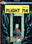 XXL obrazek Herge: Flight 714 (Adventures of Tintin #22)