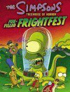 Groening Matt: Simpsons Treehouse of Horror Fun-Filled Frightfest cena od 404 Kč