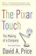 Price David: Pixar Touch: The Making of a Company cena od 322 Kč