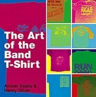 Easby Amber: Art of the Band T-Shirt cena od 241 Kč