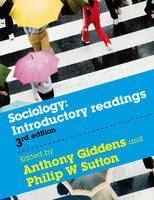 Giddens Anthony: Sociology: Introductory Readings, 3ed cena od 565 Kč