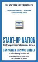 Senor Singer: Start-Up Nation: The Story of Israel's Economic Miracle cena od 160 Kč
