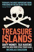 Shaxson Nicholas: Treasure Islands: Tax Havens and the Men Who Stole the World cena od 305 Kč