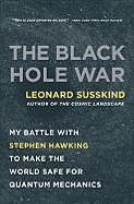 XXL obrazek Susskind Leonard: Black Hole War: My Battle with Stephen Hawking to Make the World Safe for Quantum Mechanic
