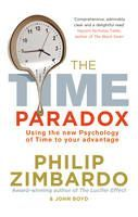 Zimbardo Philip: Time Paradox: Using the New Psychology of Timeto Your Advantage cena od 155 Kč
