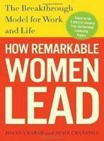 Barsh Cranston: How Remarkable Women Lead cena od 314 Kč