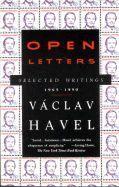 Havel Václav: Open Letters: Selected Writings, 1965-1990 cena od 252 Kč