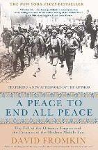 Fromkin David: Peace to End All Peace cena od 404 Kč