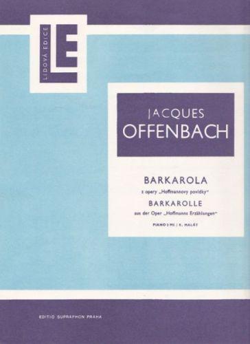 Offenbach Jacques: Barkarola cena od 30 Kč