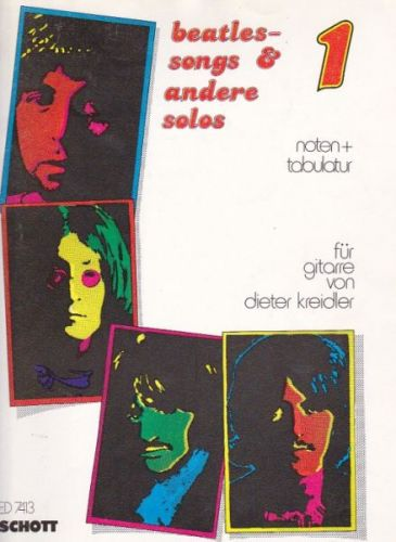 Beatles songs 1 cena od 178 Kč