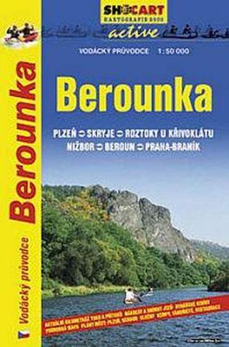 Berounka - vodácký průvodce cena od 123 Kč