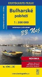 Bulharské pobřeží 33 nej 1:300 000 cena od 103 Kč