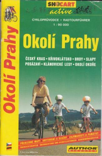Okolí Prahy cena od 103 Kč