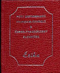 Česko-francouzský slovníček erika cena od 43 Kč