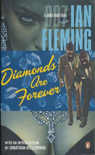 Fleming Ian: Diamonds are forever cena od 159 Kč
