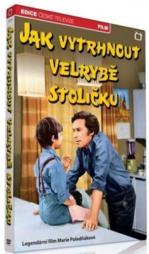 DVD Jak vytrhnout velrybě stoličku - 1 DVD cena od 49 Kč