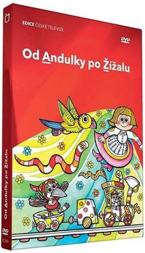 DVD Od Andulky po žížalu - 1 DVD cena od 65 Kč