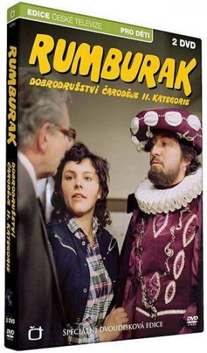 DVD Rumburak - 2 DVD cena od 133 Kč