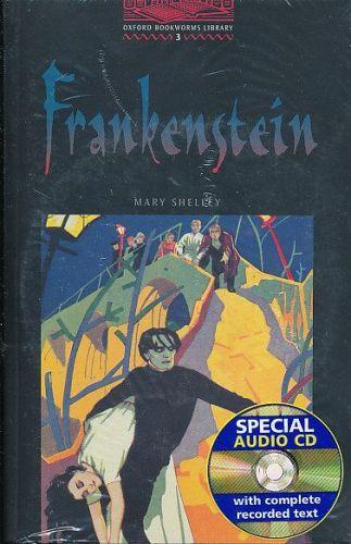 Shelley Mary: Frankenstein cena od 216 Kč