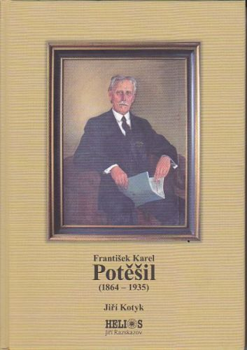 Kotyk Jiří: František Karel Potěšil cena od 170 Kč