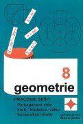Rosecká Zdena: Geometrie 8 pracovní sešit cena od 30 Kč