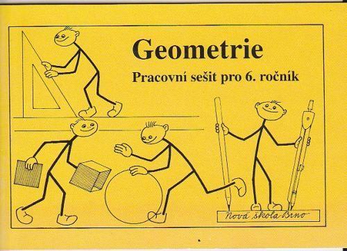 Rosecká Zdena: Geometrie 6 cena od 30 Kč