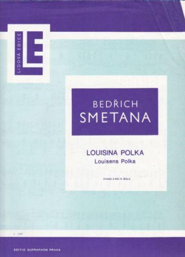 Smetana Bedřich: Louisina polka cena od 49 Kč