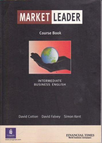 Cotton David: Market Leader Course Book Intermediate cena od 670 Kč