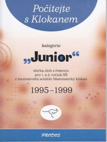 Horenský Radek: Počítejte s Klokanem - Junior cena od 0 Kč