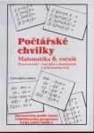 Zdena Rosecká: Počtářské chvilky 6 cena od 25 Kč