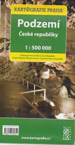 Podzemí České republiky cena od 89 Kč