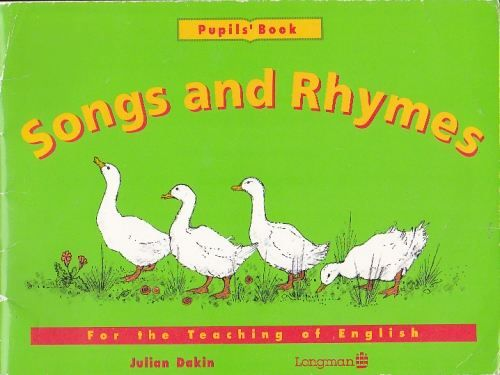 Dakin Jalian: Songs and Rhymes cena od 134 Kč