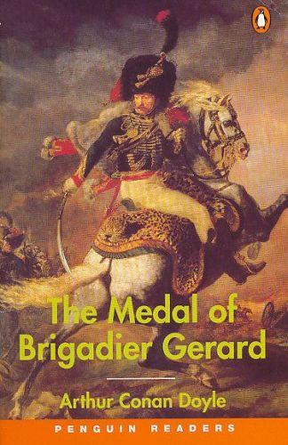 Doyle Roddy: The Medal of Brigadier Gerard cena od 0 Kč