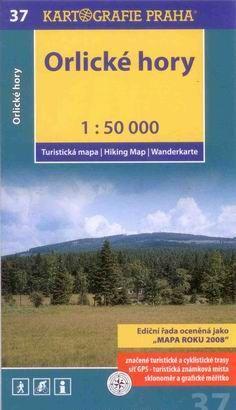 Orlické hory 1:50 000 cena od 72 Kč