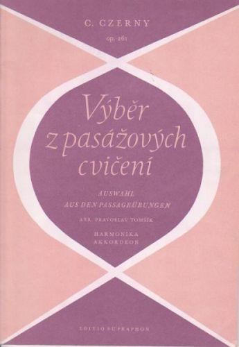 Czerny C.: Výběr z pasážových cvičení op.261 cena od 175 Kč