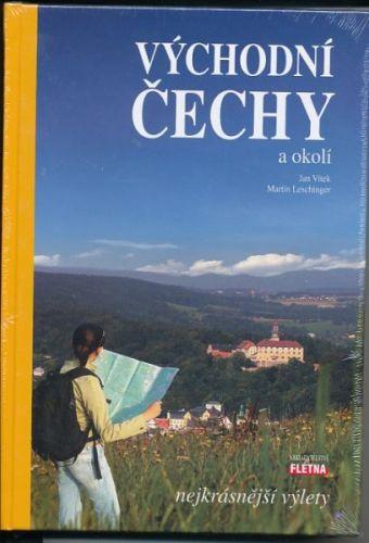 Vítek Jan: Východní Čechy a okolí-nejkrásnější výlety cena od 267 Kč