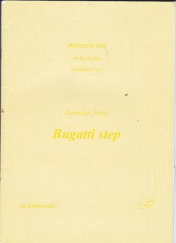 Ježek J.: Bugatti step cena od 117 Kč