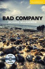 MacAndrew Richard: Bad Company: + CD cena od 119 Kč