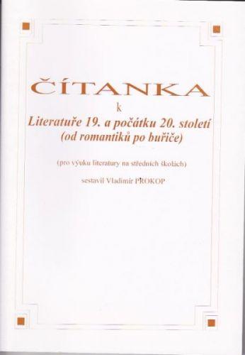 Prokop Vladimír: Čítanka k literatuře 19. a počátku 20. století cena od 95 Kč