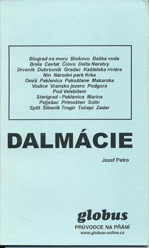 Jozef Petro: Dalmácie cena od 71 Kč