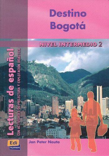 Nauta Jan Peter: Destino Bogotá cena od 136 Kč