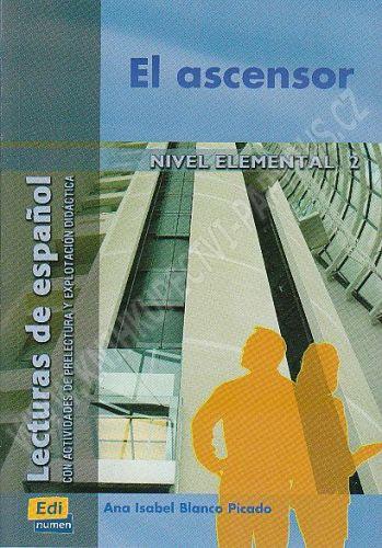 Picado AnaIsabel Blanco: El ascensor cena od 136 Kč