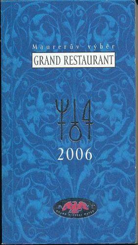 Maurer Pavel: Grand restaurant cena od 69 Kč