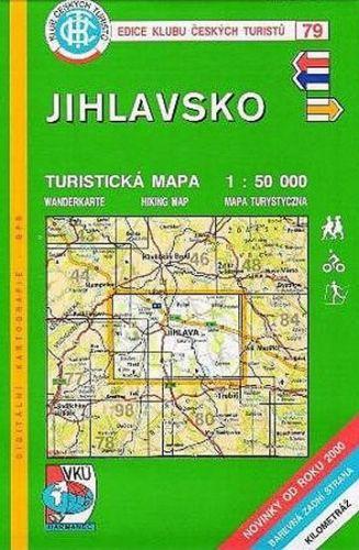 Kčt 79 - Jihlavsko cena od 65 Kč