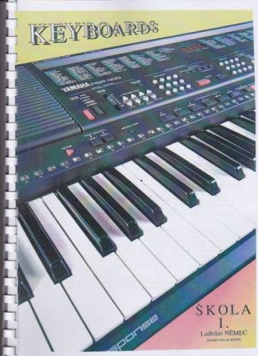 Němec L.: Keyboards-škola I cena od 239 Kč